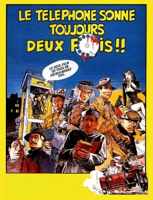 Le Telephone Sonne Toujours Deux Fois