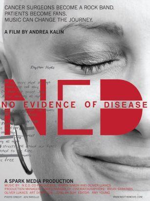 N.E.D. No Evidence of Disease