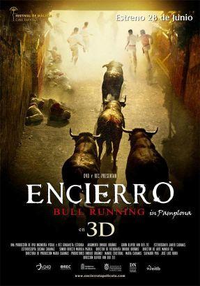 Encierro 3D: Bull Running in Pamplona