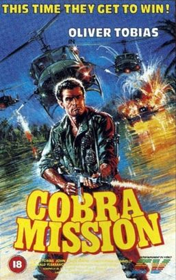 Cobra mission 1985 fabrizio de angelis synopsis for Cobra mission
