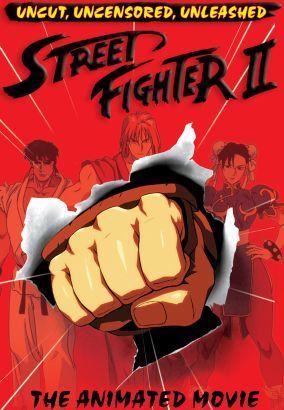 Street Fighter II: The Animated Movie