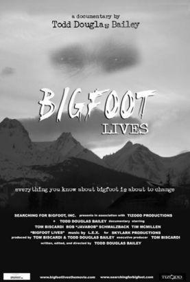 Bigfoot Lives