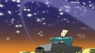 Captain Star [Animated TV Series]