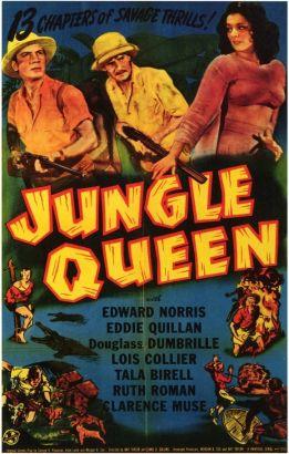 Jungle Queen [Serial]