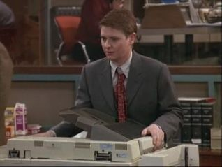 NewsRadio: Copy Machine