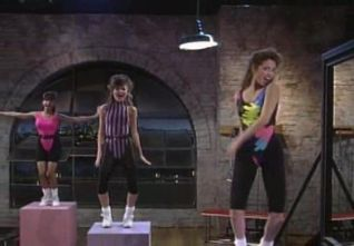 Saved by the Bell: Pinned to the Mat