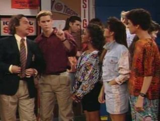 Saved by the Bell: S.A.T.'s