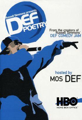 Russell Simmons Presents Def Poetry [TV Series]