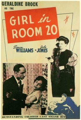 Girl in Room 20