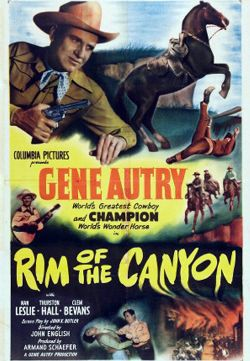 Rim of the Canyon