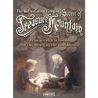 The ButterCream Gang in the Secret of Treasure Mountain