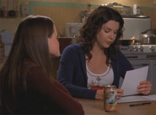 Gilmore Girls: Application Anxiety