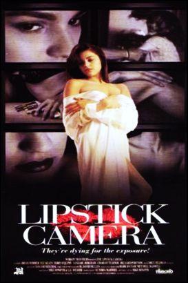 Lipstick Camera