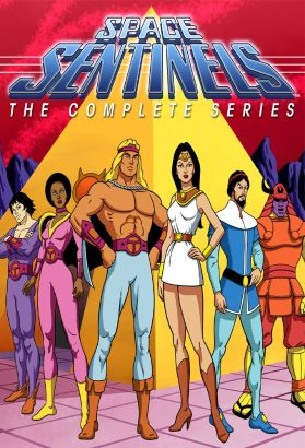 The Space Sentinels [Animated TV Series]