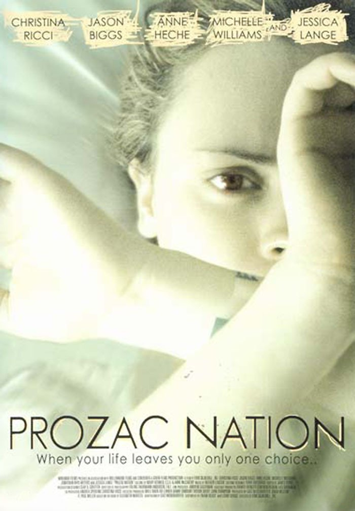 prozac nation Prozac nation is a movie that's been on my netflix queue for a long time it's been one of those movies that keeps getting pushed down when something more.