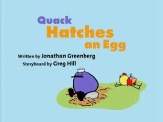 Peep and the Big Wide World: Quack Hatches an Egg