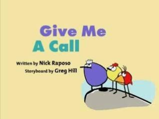 Peep and the Big Wide World: Give Me a Call