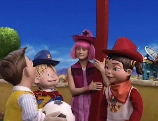 LazyTown: Play Day