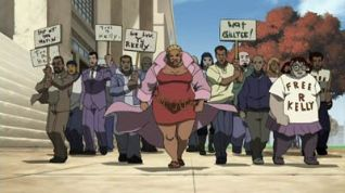 The Boondocks: The Trial of R. Kelly