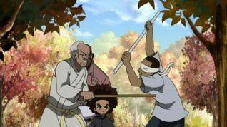 The Boondocks: Grandad's Fight