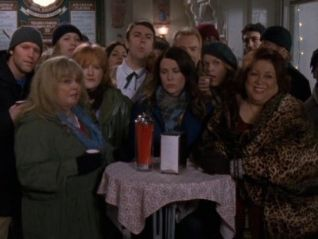 Gilmore Girls: Friday Night's Alright for Fighting