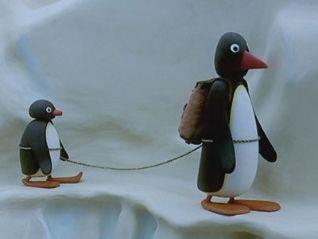 Pingu: Pingu the Mountaineer