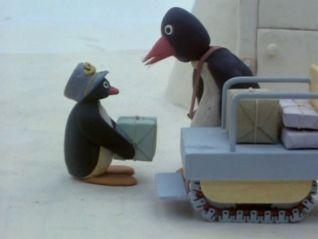 Pingu: Pingu Helps to Deliver Mail