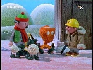 Bob the Builder: Dizzy the Sheepdog