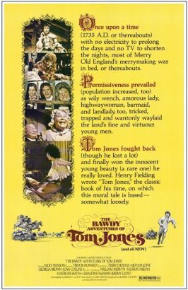 The Bawdy Adventures of Tom Jones