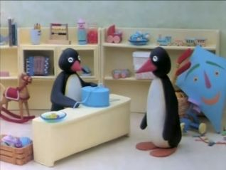 Pingu: Pingu and the Gift