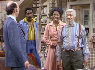 Sanford and Son: The TV Addict