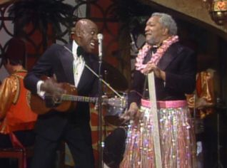 Sanford and Son: The Stand-In
