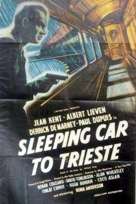 Sleeping Car to Trieste
