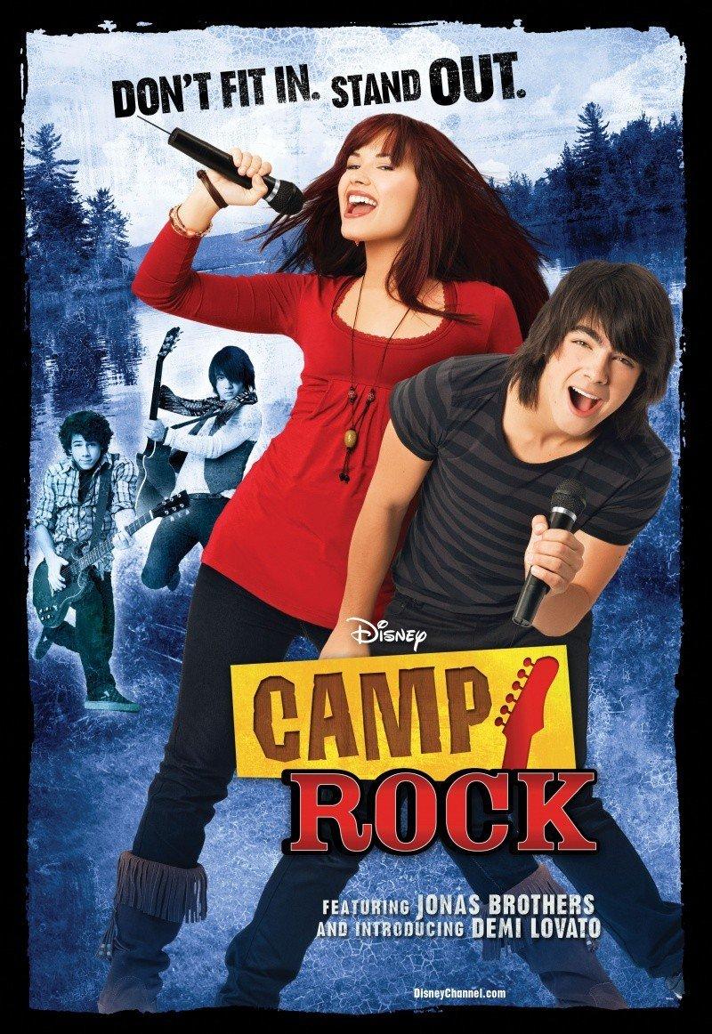 camp rock the movie nudes