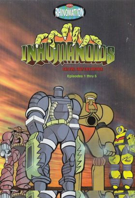 Inhumanoids [Animated TV Series]