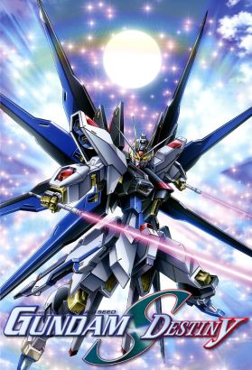 Mobile Suit Gundam SEED DESTINY [Anime Series]