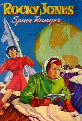 Rocky Jones, Space Ranger [TV Series]