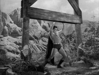 The Adventures of Superman: The Ghost Wolf