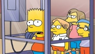 The Simpsons: Bart on the Road