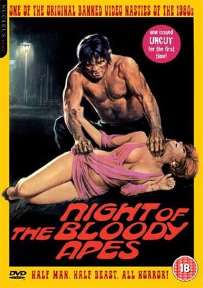 Night of the Bloody Apes