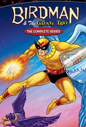 Birdman and the Galaxy Trio [Animated Series]