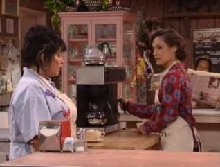 Roseanne: Girl Talk