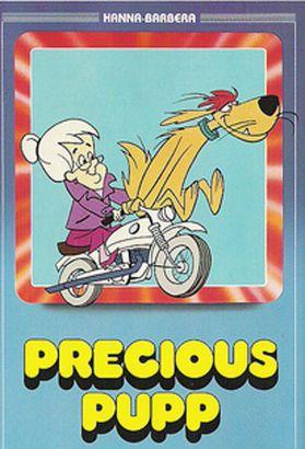 Precious Pupp [Animated TV Series]