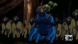Ben 10: Ultimate Alien: Simian Says
