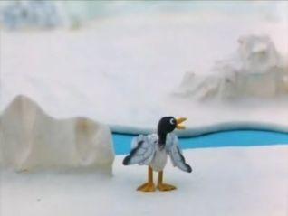 Pingu: Pingu and the Seagull