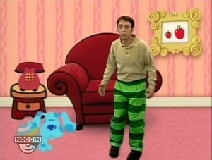 Blue's Clues: The Wrong Shirt