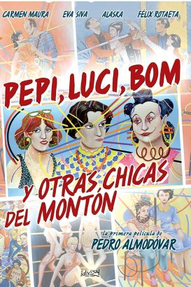 Pepi, Luci, Bom y Otras Chicas del Montón