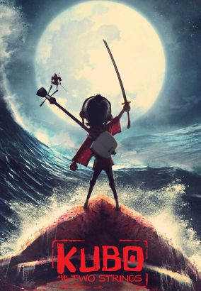 Kubo and the two strings / Focus Features &#59; Laika &#59; directed by Travis Knight &#59; screenplay by Marc Haimes, Chris Butler &#59; producer, Ar