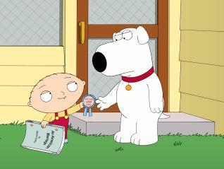Family Guy: Brian's Play