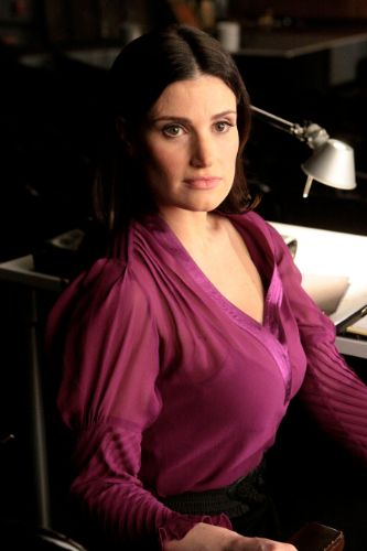 idina menzel pregnant on glee - photo #16